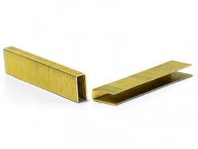 Heftklammern G 5562 C NK HZ | 32-63 mm Stahl verzinkt geharzt Meißelspitze | 10.000 Stück