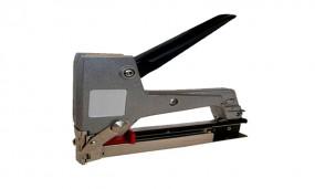 Handtacker 80 / 8-16 mm Schlagstärkenregulierung