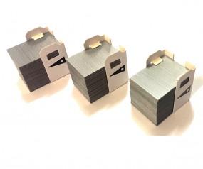 Heftklammern Typ K / P / S passend für Ricoh Kopierer | 3 x 5.000 Stück