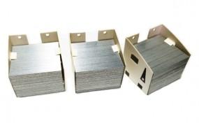 Heftklammern 14 YE | MS-10A passende für Minolta Kopierer | 3 x 5.000 Stück
