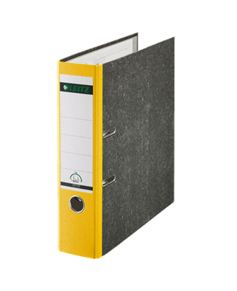 Leitz-Ordner-1080-gelb