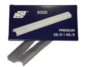 26/6 Premium Heftklammern 5.000 Stück