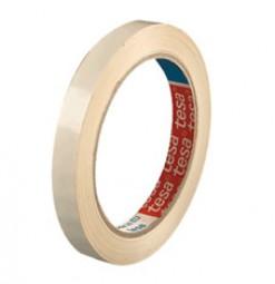 tesafilm® weiß Universal Verpackungsklebefilm PVC 12mmx66 m