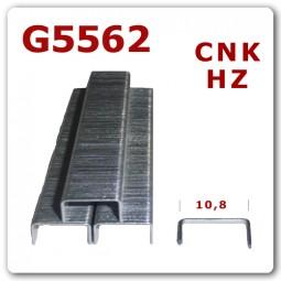 G 5562 / 32-63 mm verz. Harz Heftklammern 10.000 Stück