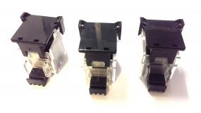 Heftklammern D2 / D3 passend für Canon Kopierer | 3 x 2.000 Stück