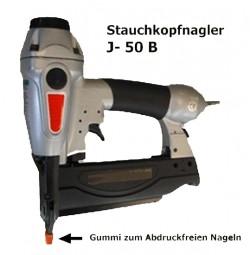 Stauchkopfnagler J-50 B mit Tiefeneinstellung