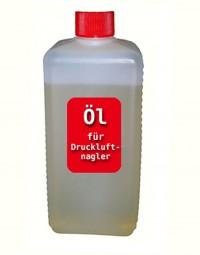 Spezial-Öl für Druckluftnagler 0,5 L