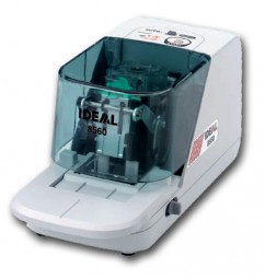 Elektrischer Bürohefter IDEAL 8560 | bis 60 Blatt | 1 Stück