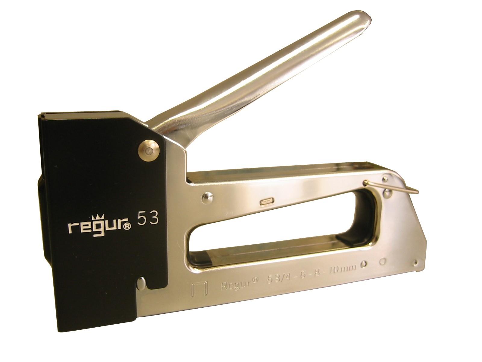 Bevorzugt Regur 53 Handtacker   Klammern Typ 53   6-10 mm   online kaufen KV13