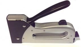 Handtacker TX-28P für Kunststoff Nägel und Heftklammern