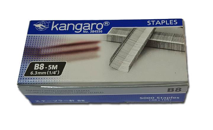 kangaro-b8-Heftklammern
