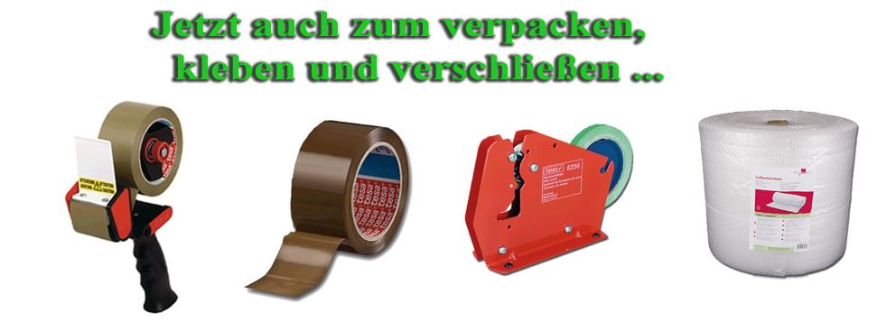 Verpackung, Packband, Klebeband