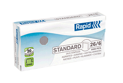 rapid-26-6-heftklammern