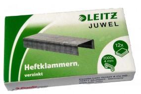 Heftklammern Leitz Juwel 4 mm | 2.000 Stück