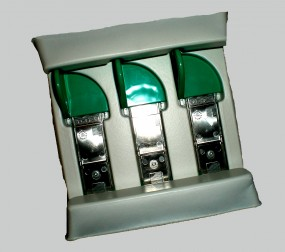 K1 passende Heftklammern für Canon Kopierer